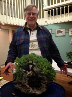 Bob Downey bonsai works 2015