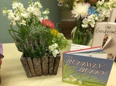 Runaway Bunny by Margaret Wise Brown received a prize for best interpretation also. Arrangement by Beth Coz.