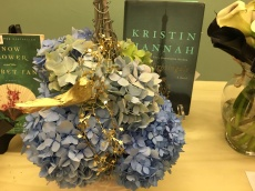 The Nightingale by Kristin Hannah, Arrangement by Lisa Willwerth.