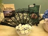 Snowflower and the Secret Fan by Lisa See, arrangement by Gretchen Wood.
