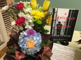 A Gentleman in Moscow by Amor Towles, arrangement by Lenore Kepler.