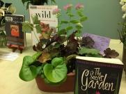 The Secret Garden by Frances Hodgson Burnett, arranged by Janet Groth.