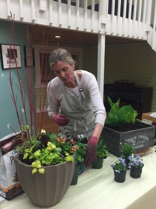 Deborah Trickett, the Captured Garden