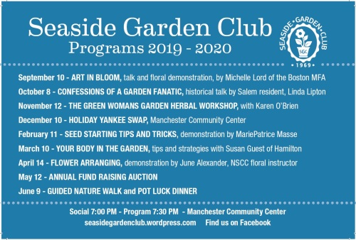 SSGC 2019-2020 programs