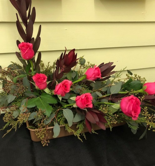 Beverly Russell's arrangement